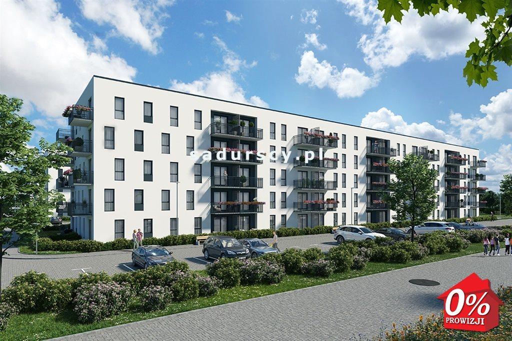 Mieszkanie trzypokojowe na sprzedaż Kraków, Bieżanów-Prokocim, Osiedle Złocień, Osiedle Złocień  51m2 Foto 4