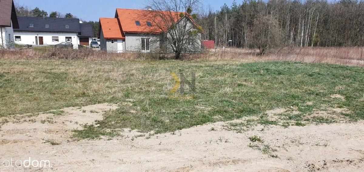 Działka budowlana na sprzedaż Wilkszyn, Wiśniowa  1053m2 Foto 5