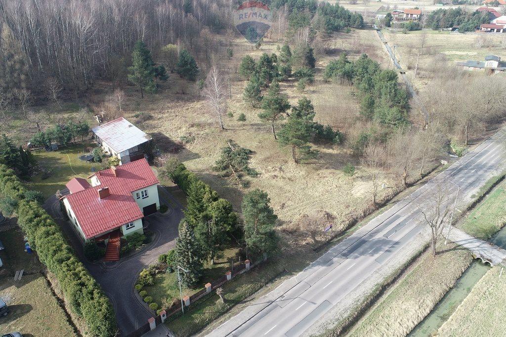 Działka budowlana na sprzedaż Wancerzów, Wyzwolenia  3193m2 Foto 6