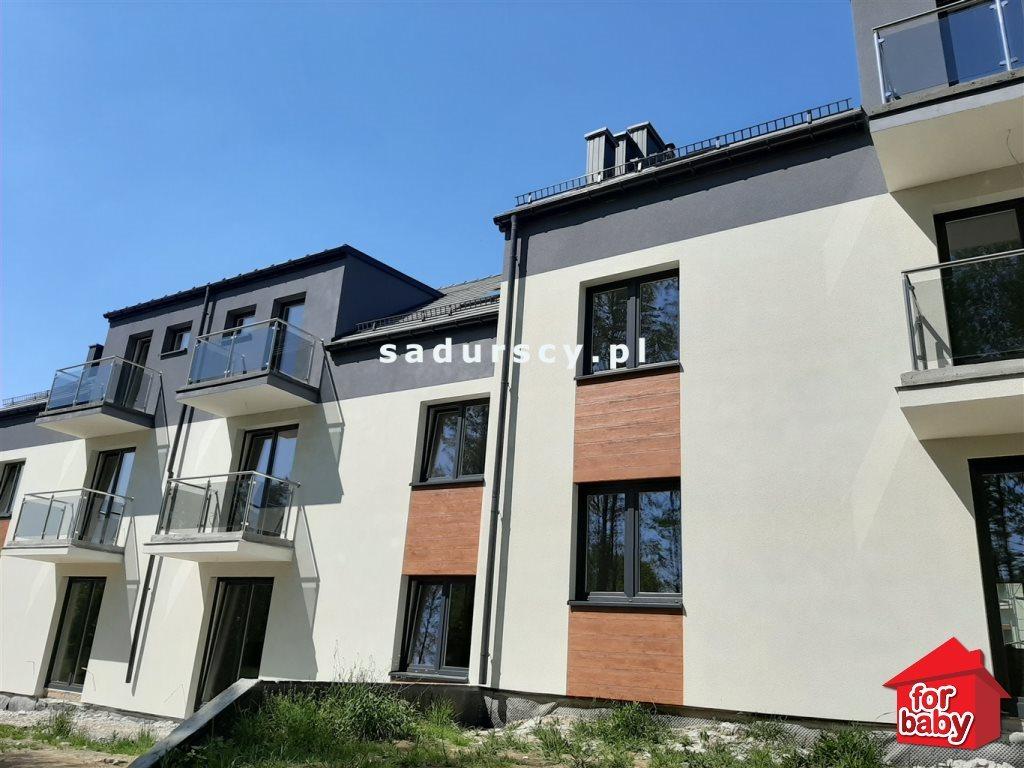Mieszkanie trzypokojowe na sprzedaż Wieliczka, Starowiejska  59m2 Foto 9