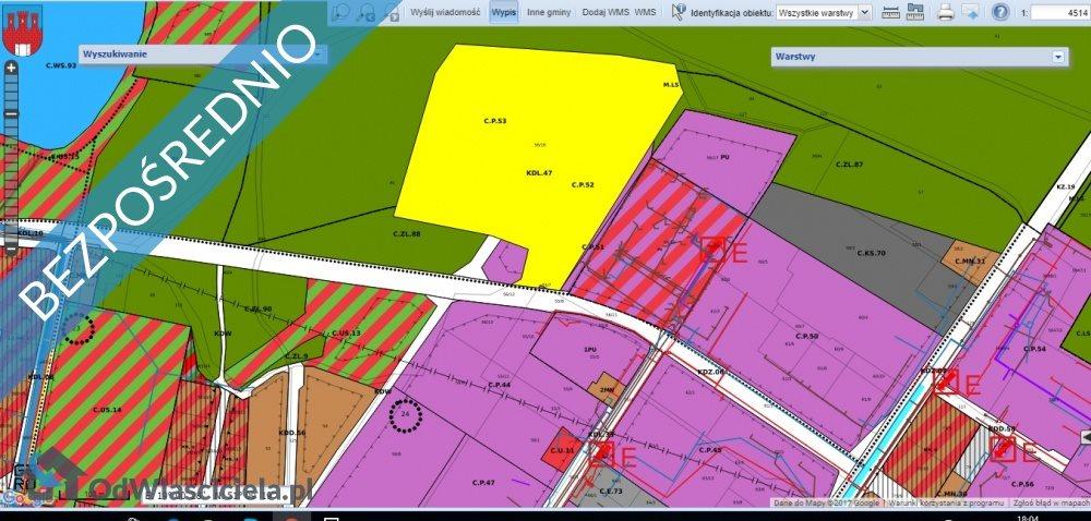 Działka przemysłowo-handlowa na sprzedaż Pajęczno, 700 lecia  37401m2 Foto 1
