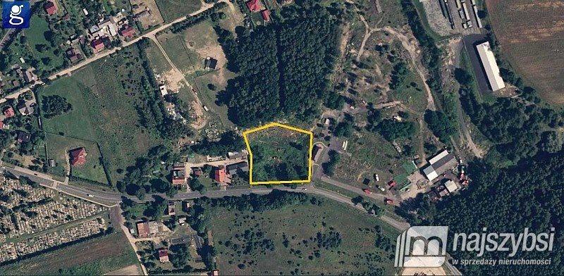 Działka inwestycyjna na sprzedaż Chojna, Barnkowo  5300m2 Foto 1