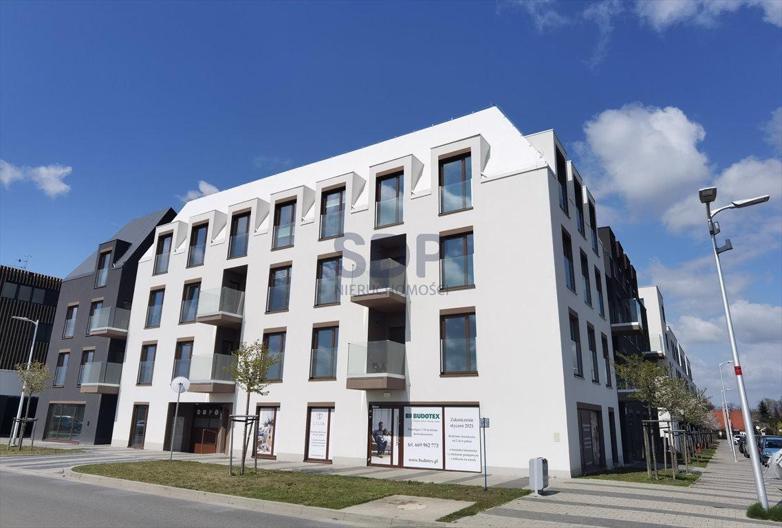 Mieszkanie dwupokojowe na sprzedaż Wrocław, Fabryczna, Żerniki, Hansa Poelziga  47m2 Foto 1
