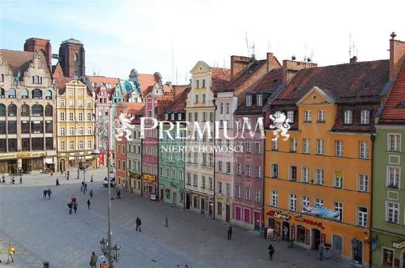Lokal użytkowy na wynajem Wrocław, Stare Miasto, Rynek  85m2 Foto 1
