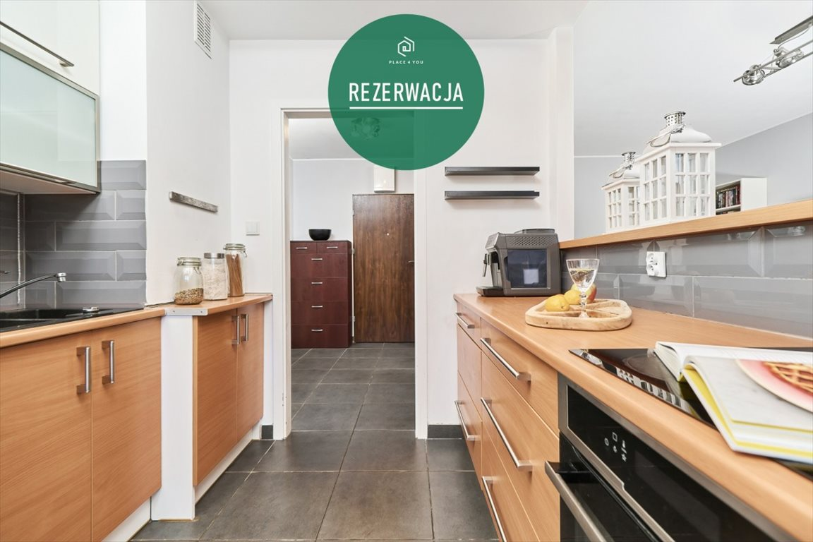 Mieszkanie dwupokojowe na sprzedaż Wrocław, Muchobór Wielki, Graniczna  46m2 Foto 7