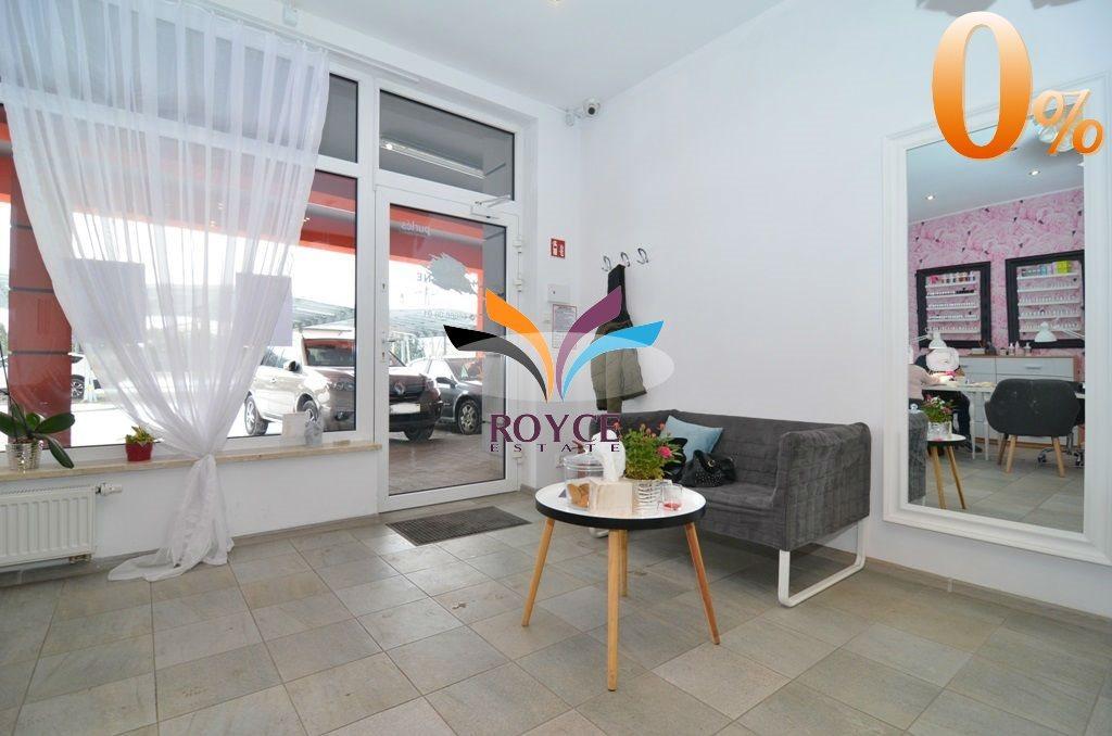 Lokal użytkowy na sprzedaż Radzymin, Centrum  54m2 Foto 1