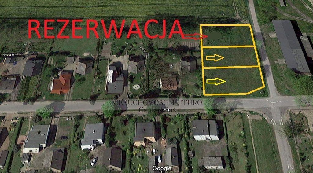 Działka budowlana na sprzedaż Kleszczewo  744m2 Foto 1