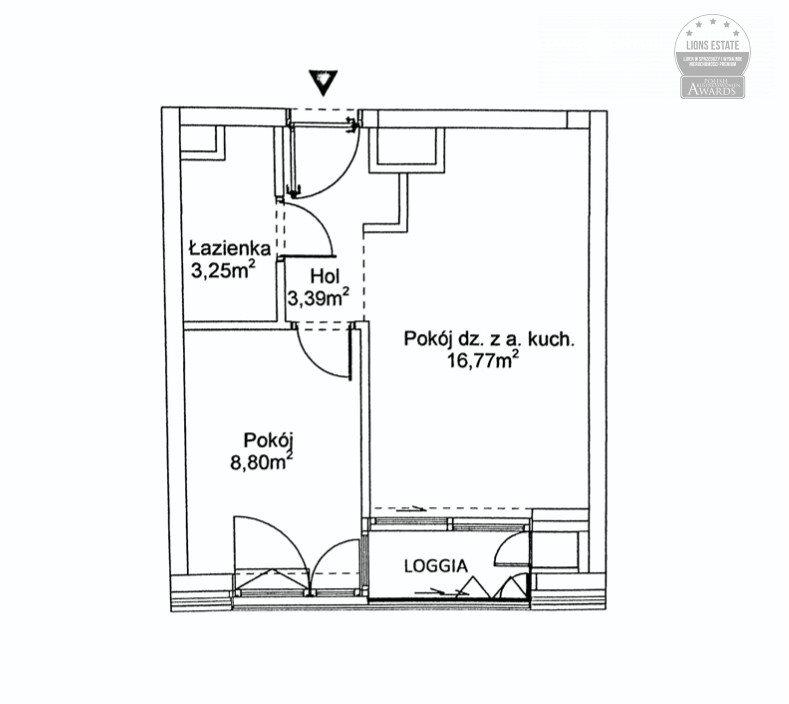 Mieszkanie dwupokojowe na sprzedaż Warszawa, Śródmieście Mirów, Grzybowska  32m2 Foto 10