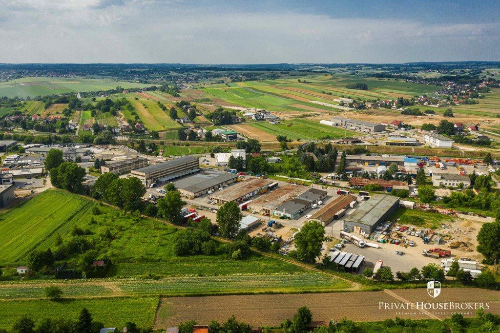 Działka przemysłowo-handlowa na sprzedaż Kraków, Prądnik Czerwony, Prądnik Czerwony, Powstańców  58203m2 Foto 7