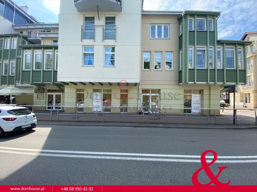 Lokal użytkowy na wynajem Sopot, Dolny, Grunwaldzka  96m2 Foto 8
