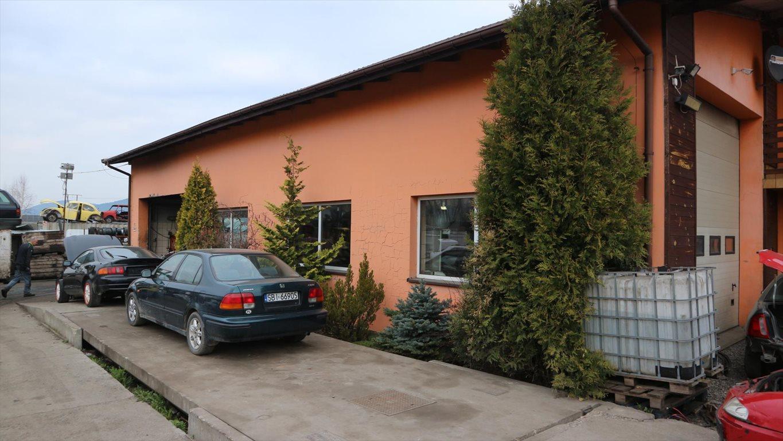Lokal użytkowy na sprzedaż Rybarzowice  4522m2 Foto 1