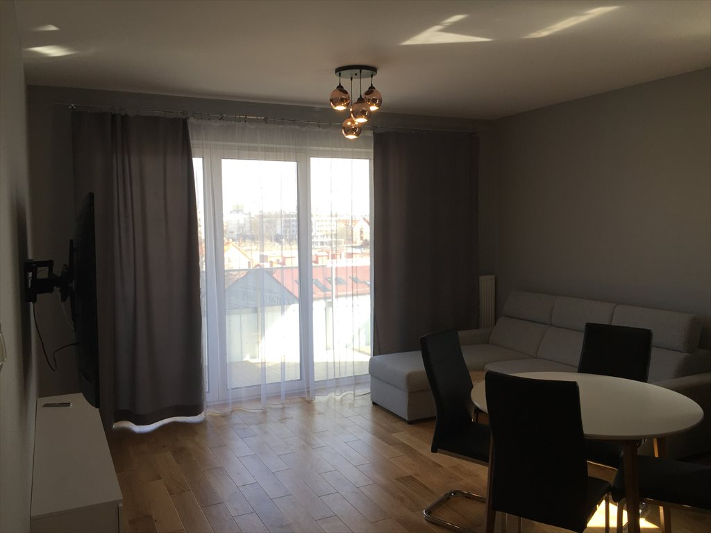Mieszkanie trzypokojowe na wynajem Białystok, Centrum, Jurowiecka 17  54m2 Foto 2
