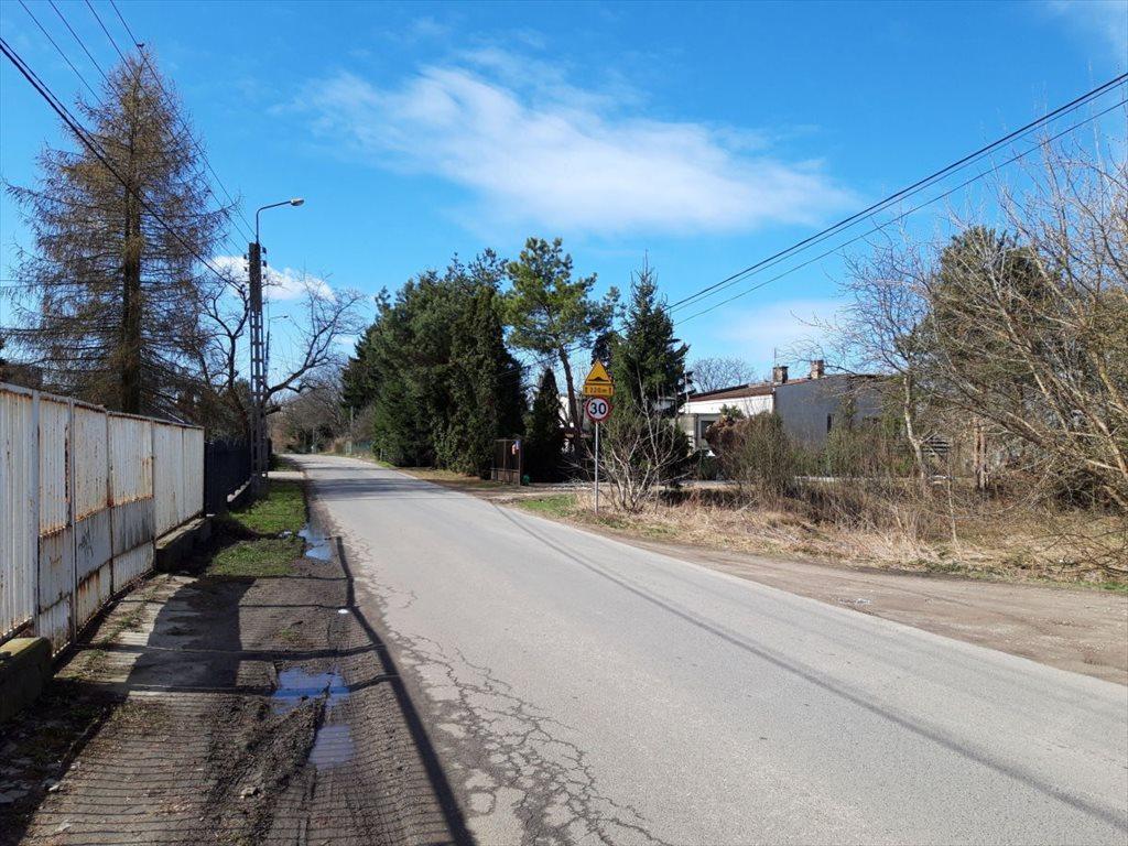 Działka budowlana na sprzedaż Warszawa, Mokotów, Siekierki, Korzenna  1074m2 Foto 13