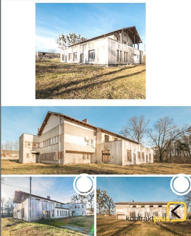 Lokal użytkowy na sprzedaż Kornice, Główna  843m2 Foto 1