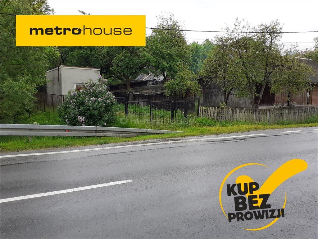 Działka budowlana na sprzedaż Stefkowa, Olszanica  140m2 Foto 1