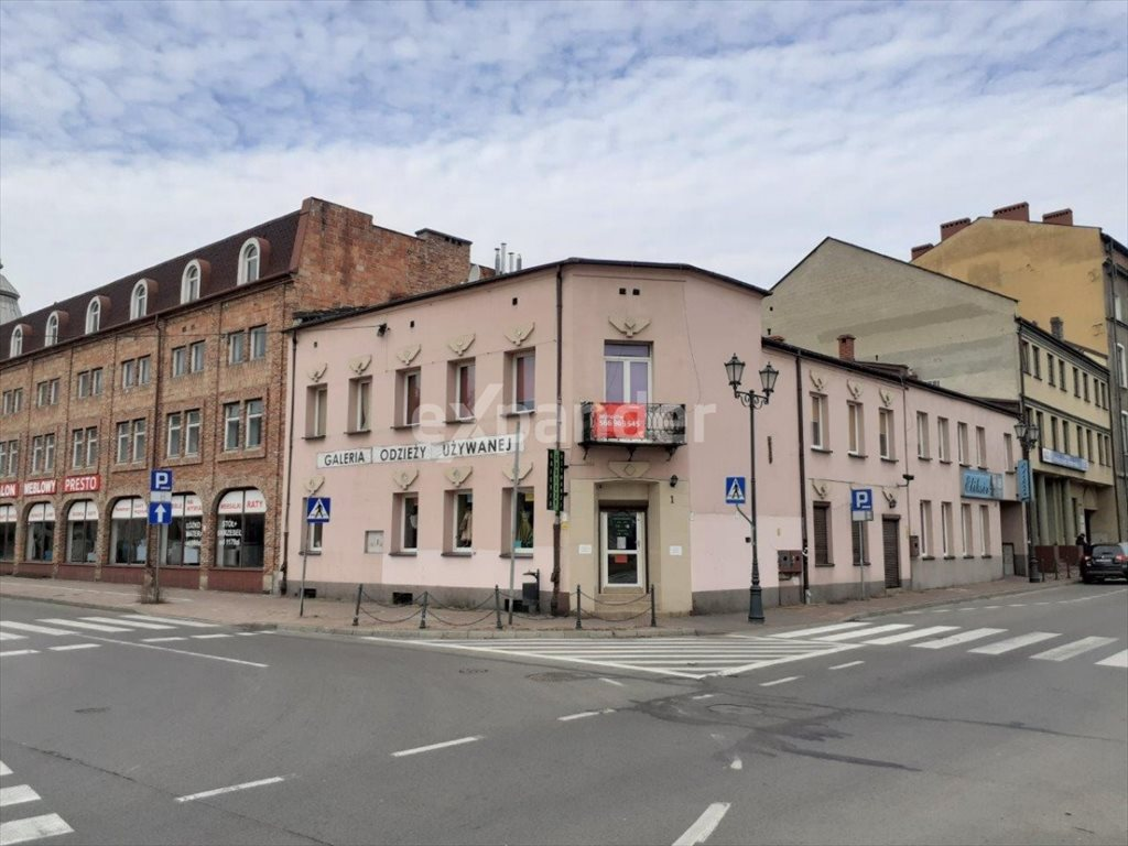 Lokal użytkowy na wynajem Częstochowa, Stare Miasto, Nadrzeczna  170m2 Foto 1