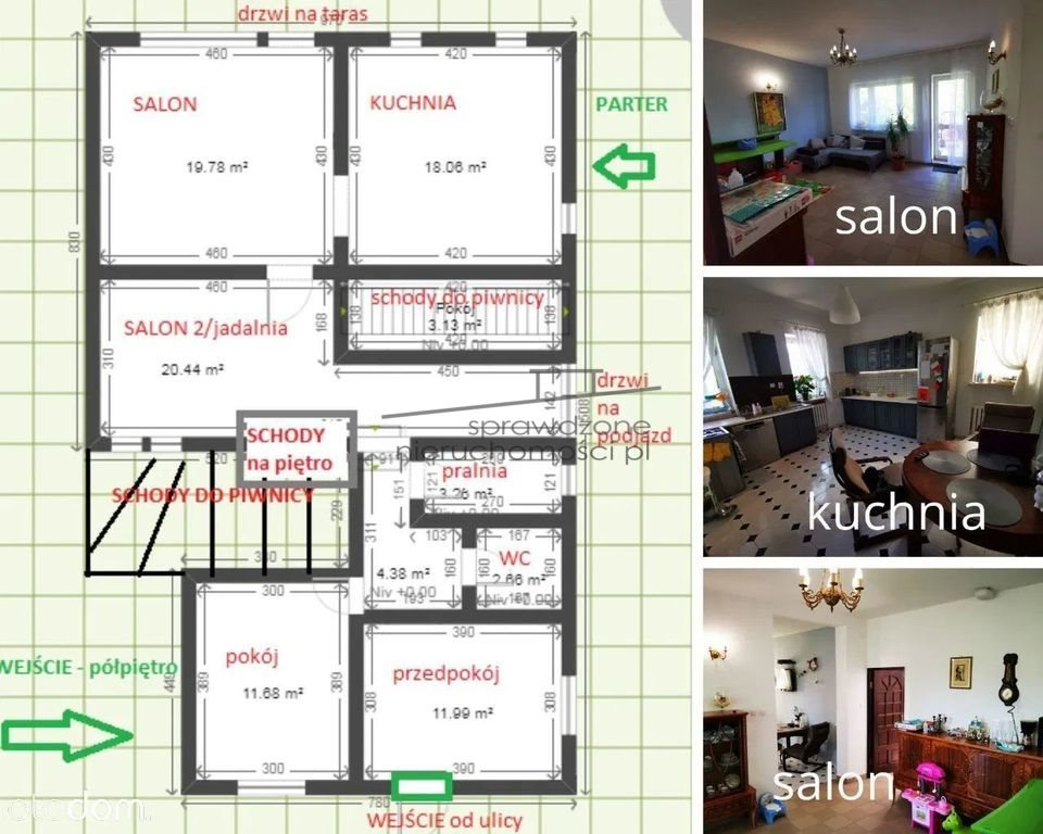 Dom na sprzedaż Warszawa, Wawer, Marysin Wawerski  238m2 Foto 1