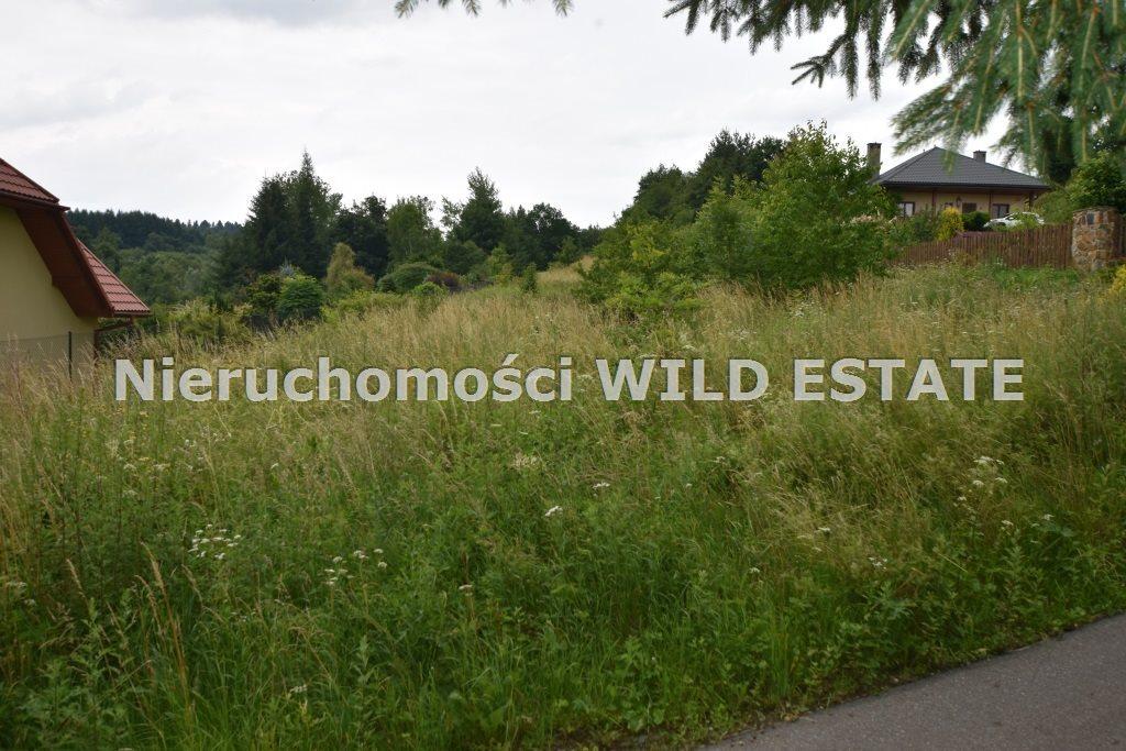 Działka rolna na sprzedaż Lesko, Huzele  1076m2 Foto 2
