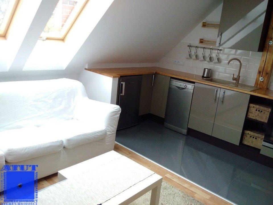 Mieszkanie dwupokojowe na wynajem Gliwice, Centrum, Zimnej Wody  38m2 Foto 4