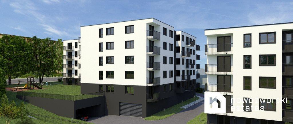 Mieszkanie dwupokojowe na sprzedaż Kraków, Podgórze, Wielicka  37m2 Foto 4
