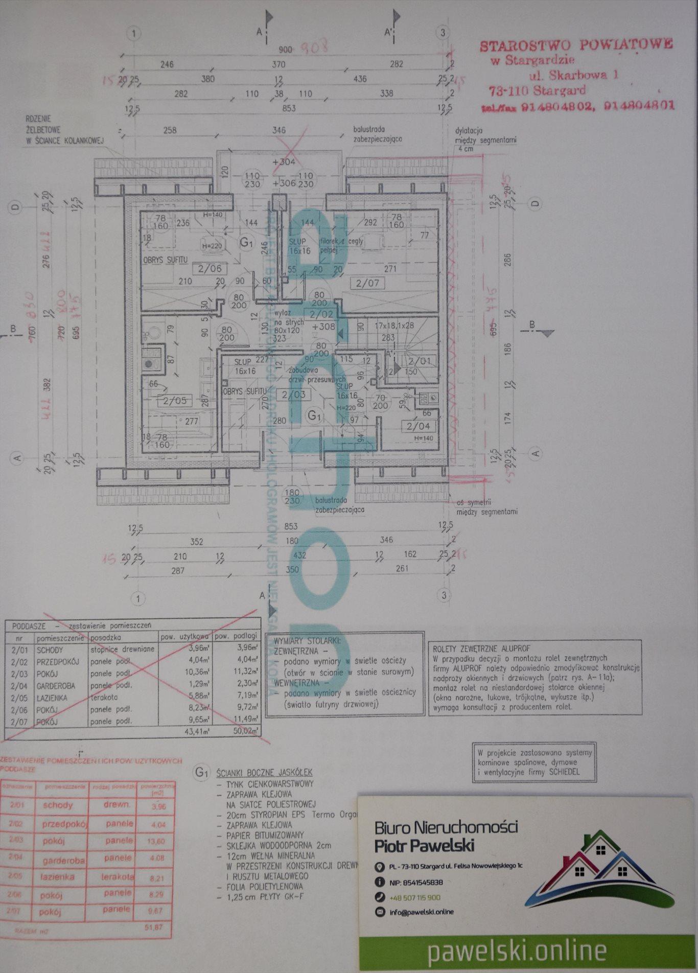 Dom na sprzedaż Stargard  111m2 Foto 7