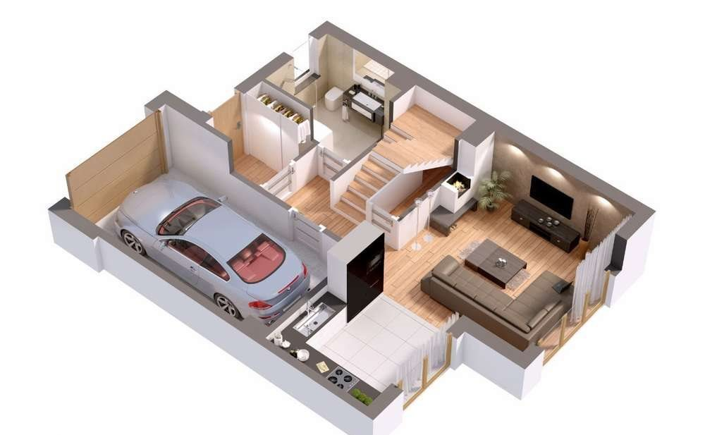 Dom na sprzedaż Górsk  117m2 Foto 7