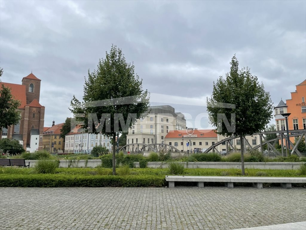 Mieszkanie dwupokojowe na sprzedaż Wrocław, Przedmieście Oławskie, gen. Józefa Bema  45m2 Foto 1