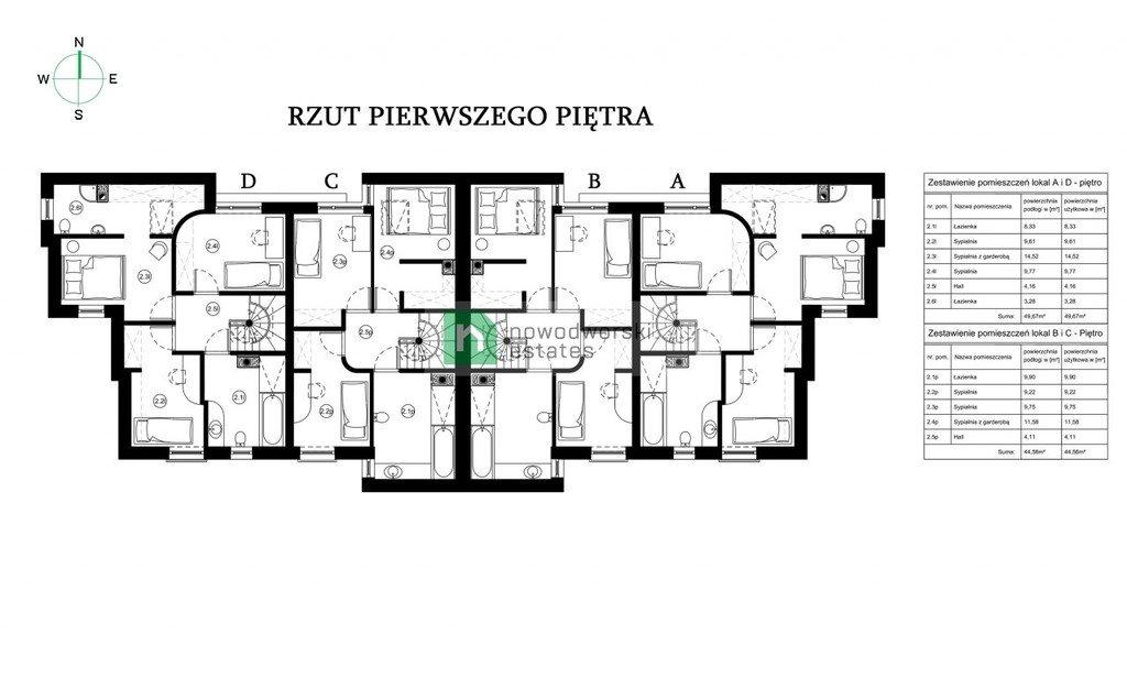Mieszkanie na sprzedaż Węgrzce  149m2 Foto 9