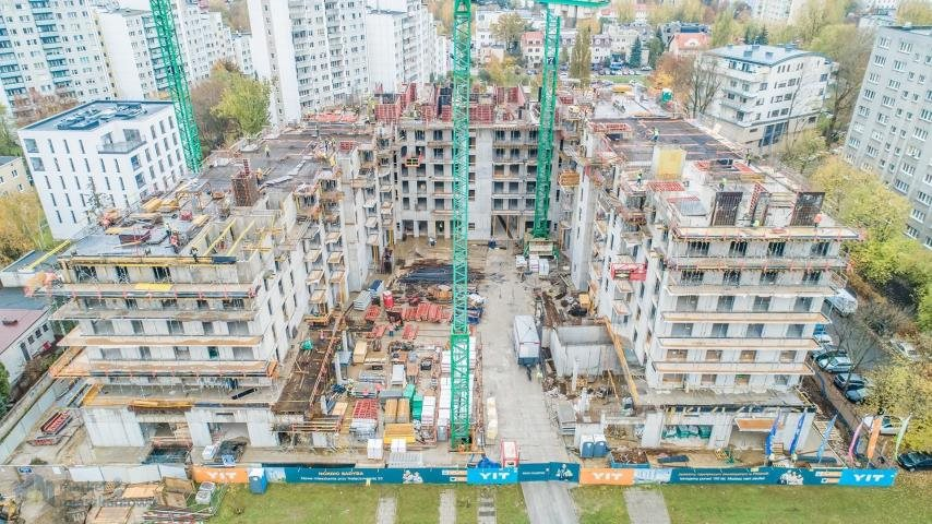 Mieszkanie dwupokojowe na sprzedaż Warszawa, Mokotów, Sadyba, Jana III Sobieskiego  55m2 Foto 10