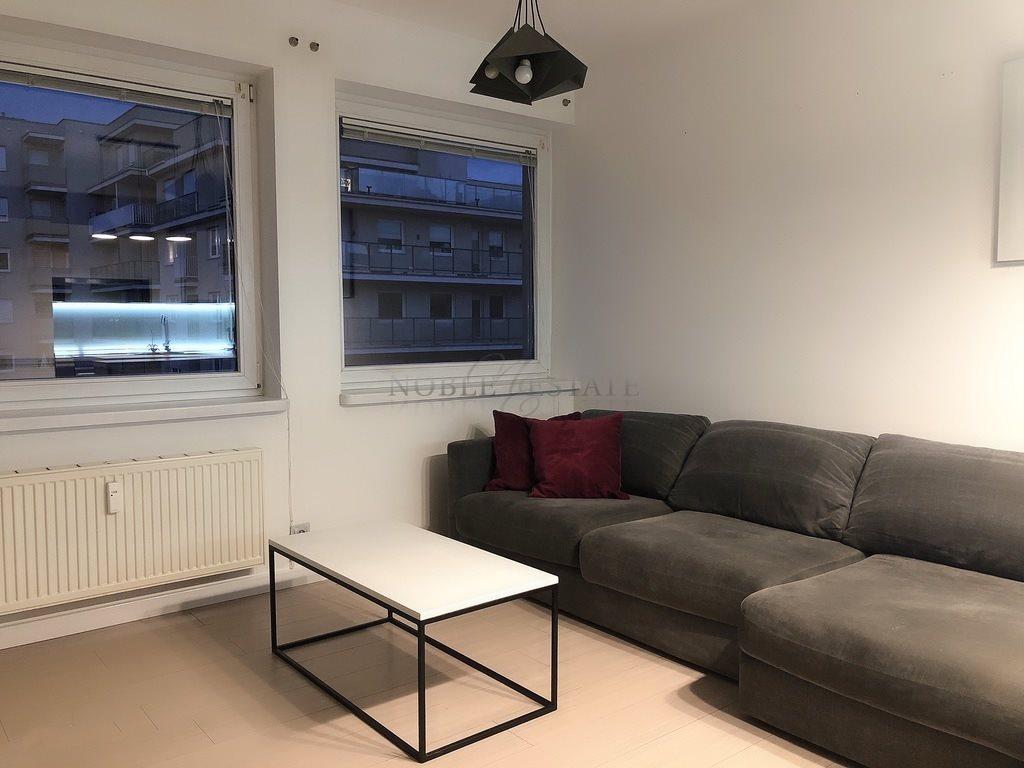 Mieszkanie dwupokojowe na wynajem Poznań, Winogrady, Winogrady, Naramowicka  34m2 Foto 2