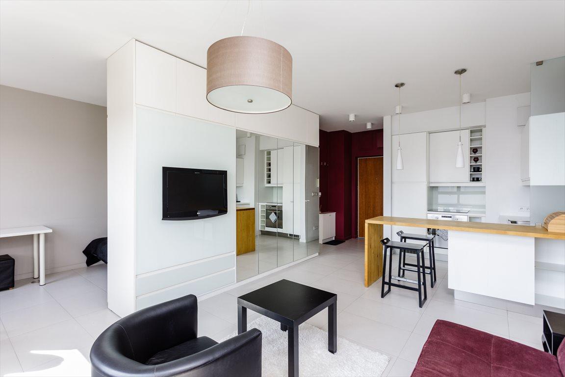 Mieszkanie dwupokojowe na wynajem Warszawa, Mokotów, OBRZEŻNA  41m2 Foto 4