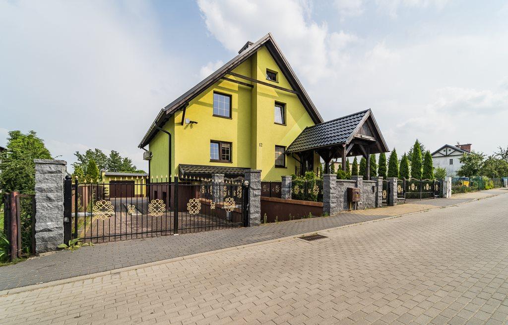 Dom na sprzedaż Chojnice, Brzoskwiniowa  282m2 Foto 1