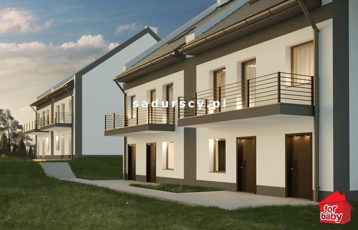 Mieszkanie trzypokojowe na sprzedaż Chorągwica  54m2 Foto 1