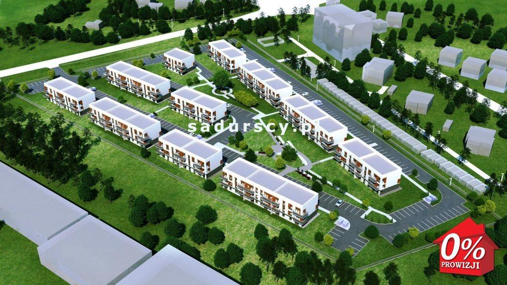 Mieszkanie dwupokojowe na sprzedaż Niepołomice, Niepołomice  59m2 Foto 2