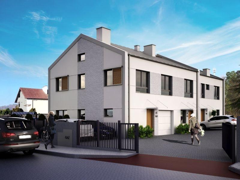 Dom na sprzedaż Gdynia, Mały Kack, Krośnieńska 16  65m2 Foto 1
