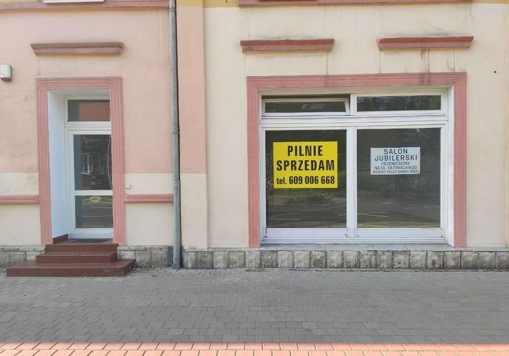 Lokal użytkowy na sprzedaż Nowa Sól, Wojska Polskiego 24  60m2 Foto 3