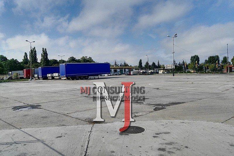 Działka przemysłowo-handlowa pod dzierżawę Wrocław, Krzyki, Gaj  5000m2 Foto 1