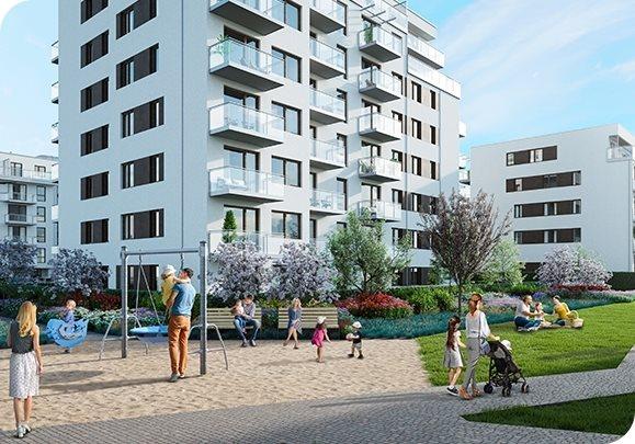 Mieszkanie dwupokojowe na sprzedaż Rumia, Janowo  42m2 Foto 1