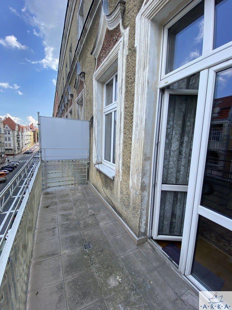 Mieszkanie dwupokojowe na sprzedaż Szczecin, Śródmieście-Centrum, al. Bohaterów Warszawy  55m2 Foto 2