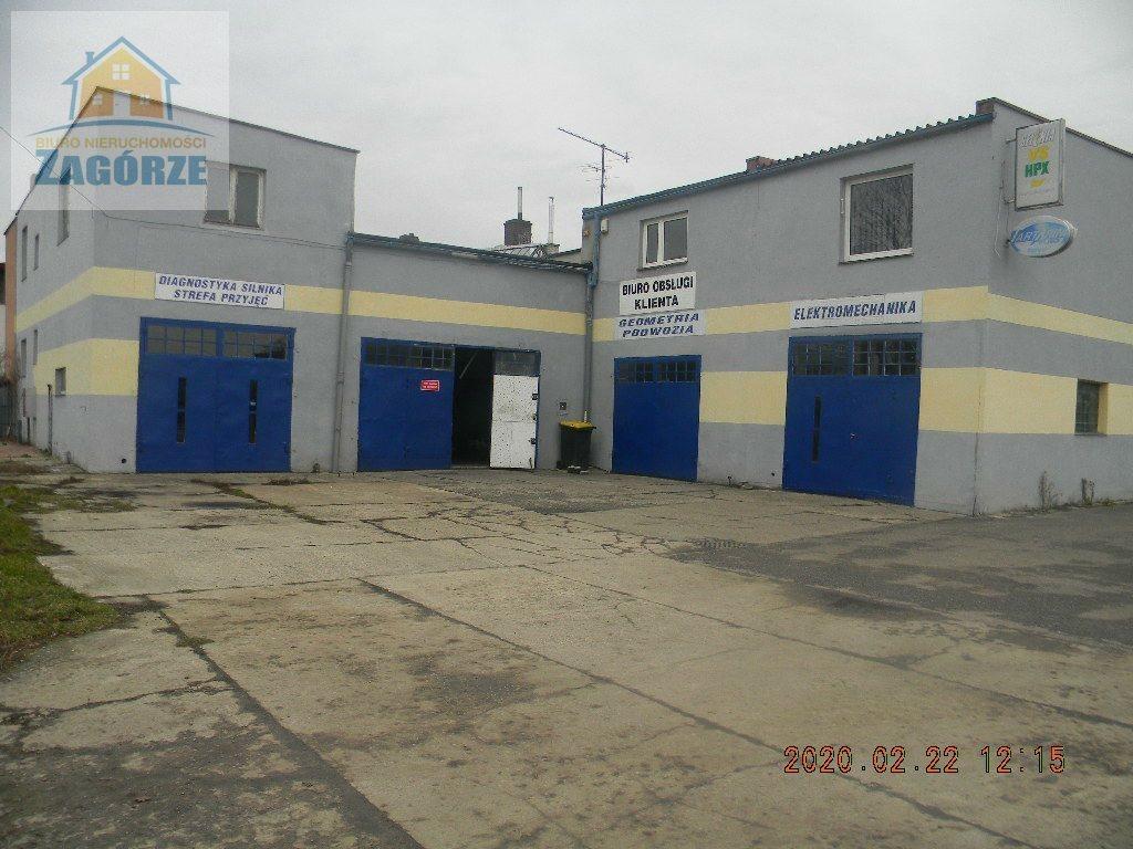 Lokal użytkowy na sprzedaż Dąbrowa Górnicza, Reden  300m2 Foto 1