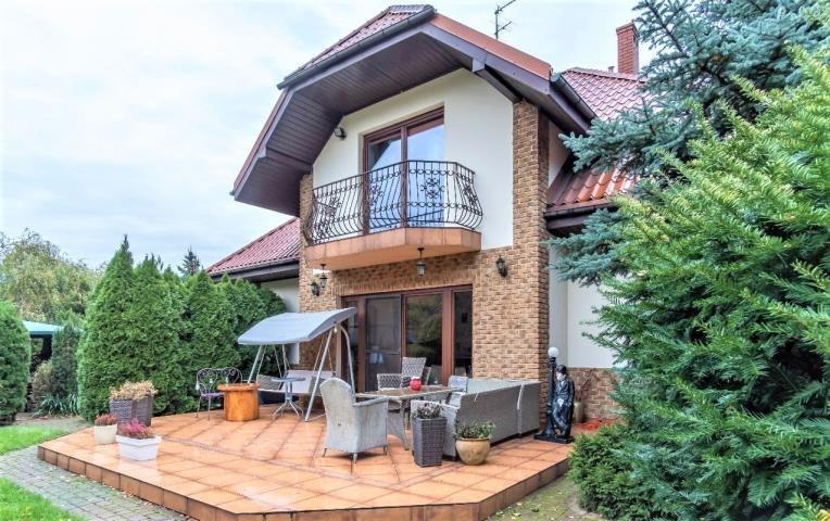 Luksusowy dom na sprzedaż Warszawa, Białołęka  260m2 Foto 1
