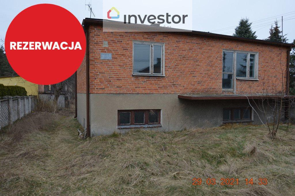 Dom na sprzedaż Zelów  104m2 Foto 1