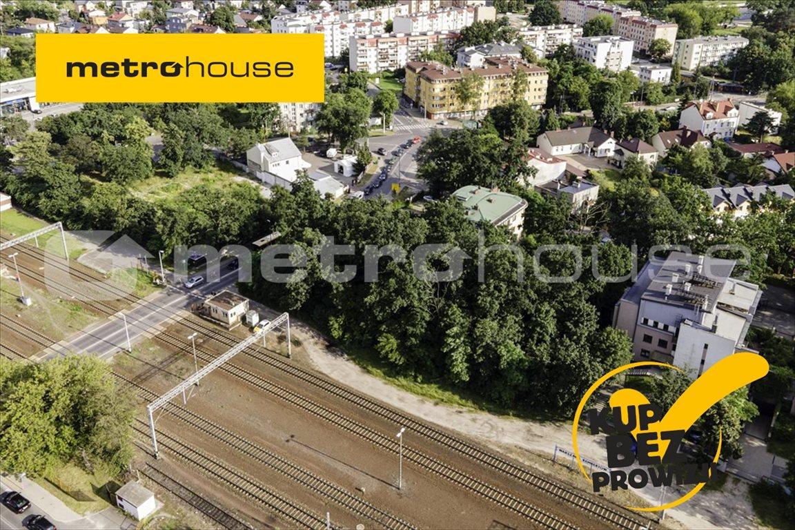Działka leśna na sprzedaż Warszawa, Rembertów  1291m2 Foto 1