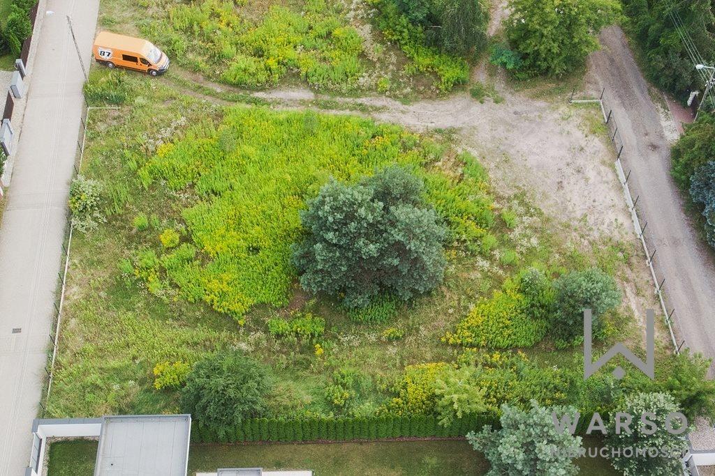 Działka budowlana na sprzedaż Łomianki, Dąbrowa Leśna, gen. Wojciecha Borzobohatego  1332m2 Foto 5