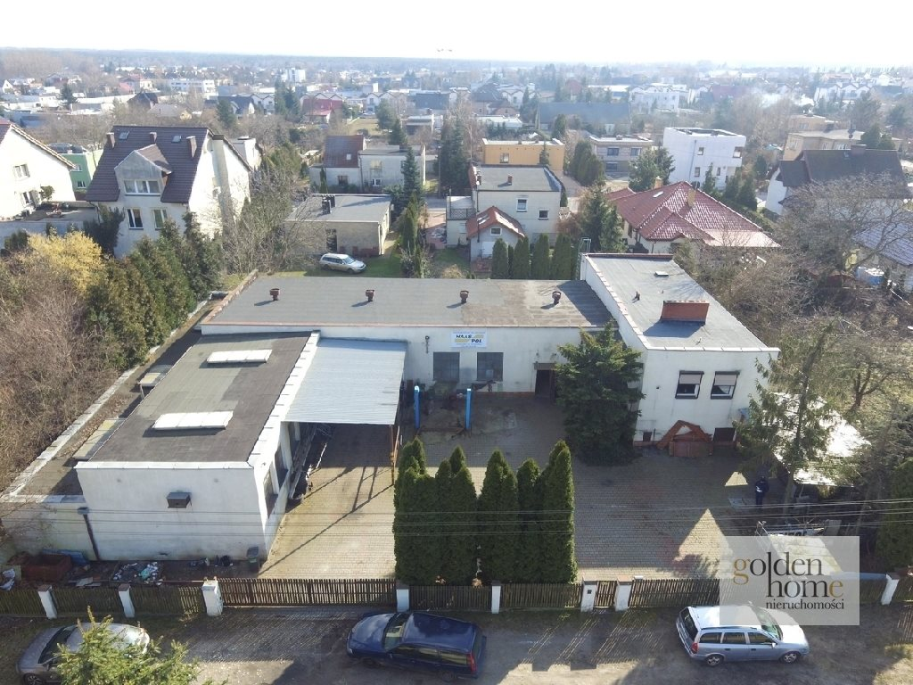 Lokal użytkowy na sprzedaż Luboń, Lasek  1292m2 Foto 2