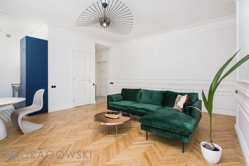 Mieszkanie trzypokojowe na wynajem Warszawa, Śródmieście, Wiejska  70m2 Foto 4