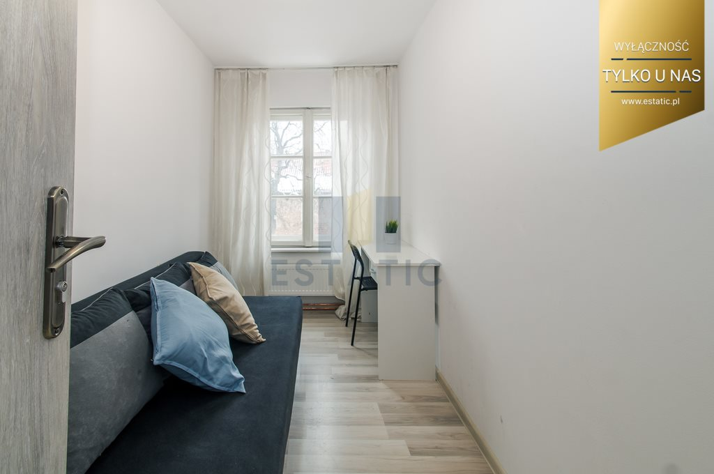 Mieszkanie czteropokojowe  na sprzedaż Gdańsk, Oliwa, Stary Rynek Oliwski  52m2 Foto 1