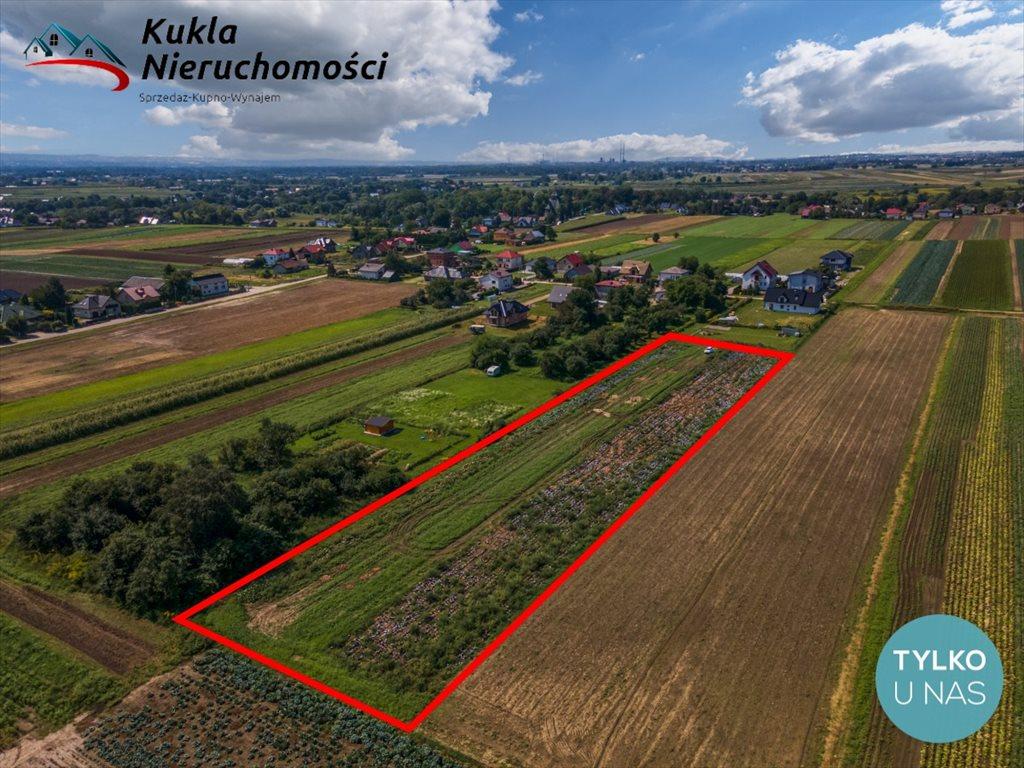 Działka budowlana na sprzedaż Kraków, Nowa Huta, Władysława Łozińskiego  900m2 Foto 8