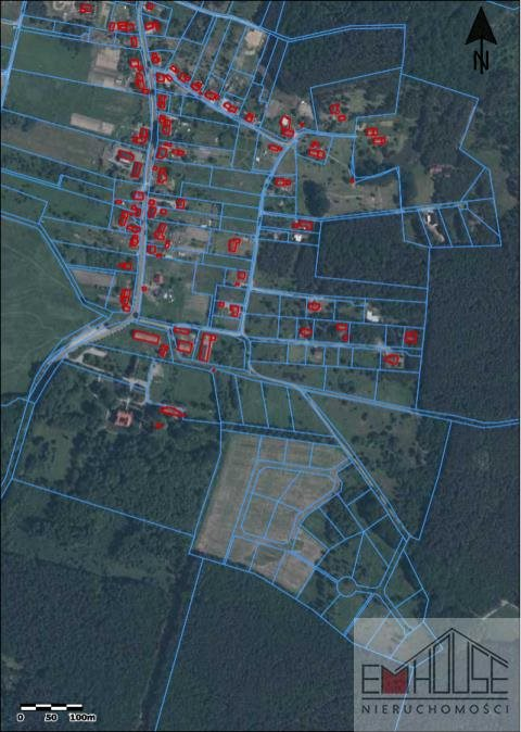Działka rolna na sprzedaż Mrozów  2205m2 Foto 3
