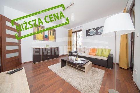 Mieszkanie dwupokojowe na wynajem Warszawa, Śródmieście, Pokorna  50m2 Foto 1
